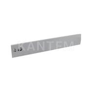 DWD XP Боковина h=95 мм серый металлик, 400 мм (правая)