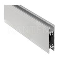 INTEGRO FLY Горизонтальный профиль верх/низ серебро, L-6000