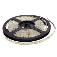 Лента светодиодная 2835/60, 12V, 5 м, теплый белый 3200К, IP65, 4.8W/1м