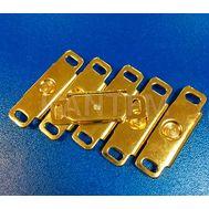 Ответная пластина для магнитного замка с регулировкой