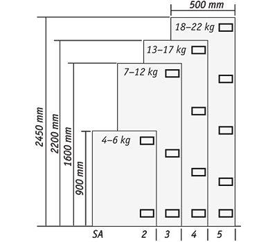 Петля TIOMOS M0 для дверей 6-10 мм без сверления со встроенным амортизатором (90/125) накладная