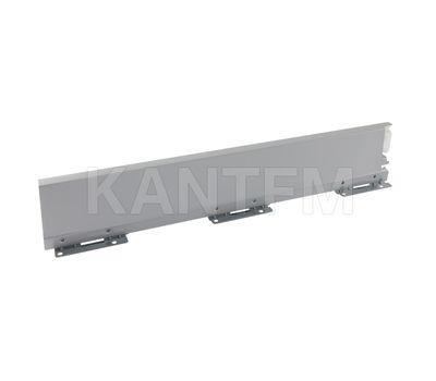 DWD XP Боковина h=95 мм серый металлик, 500 мм (левая)