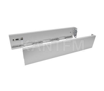 VIONARO Боковина h=89 мм серый металлик, 450 мм (прав.+лев.)