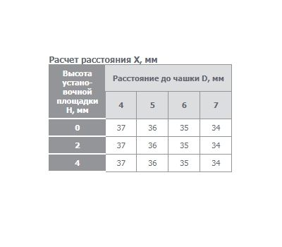 Петля HARMONY с амортизатором угловая (+45/95)