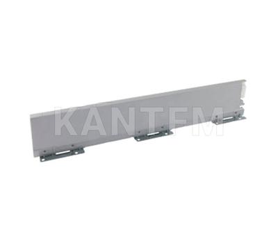 DWD XP Боковина h=95 мм серый металлик, 400 мм (левая)