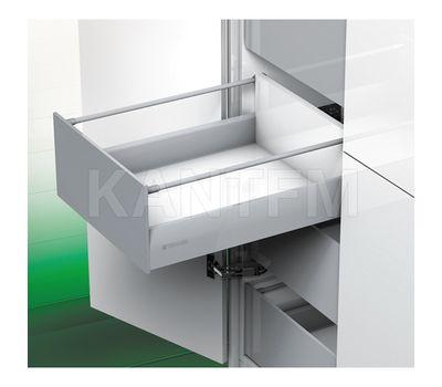 [MSI] Внутренний ящик с рейлингом, плавное закрывание, 450 мм