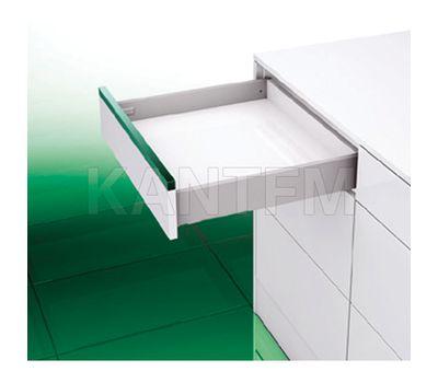 [S] Стандартный ящик H=89, плавное закрывание, серый металлик, 500 мм