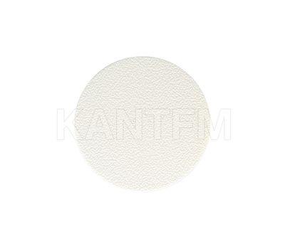 Заглушка самоклеящаяся белая, D13 мм (63 шт.)