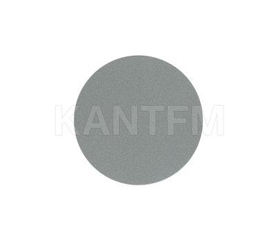 Заглушка самоклеящаяся серый металлик, D20 мм (18 шт.)