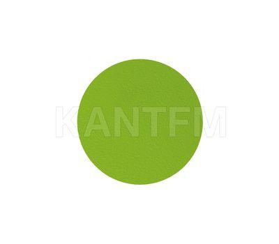 Заглушка самоклеящаяся зелёная, D13 мм (63 шт.)