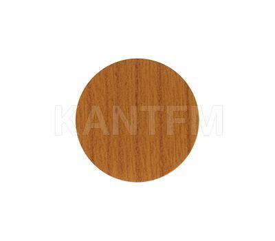 Заглушка самоклеящаяся вишня оксфорд, D20 мм (18 шт.)