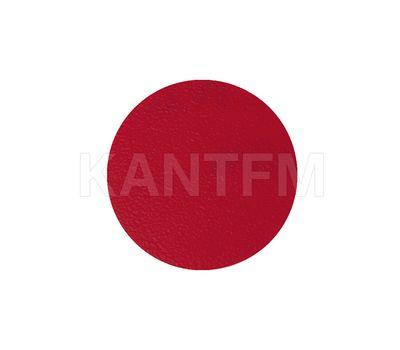 Заглушка самоклеящаяся красная, D13 мм (63 шт.)