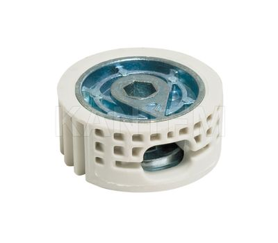 SPIRAL LOCK Эксцентрик в пластиковом корпусе для плит толщиной от 22 мм, D35