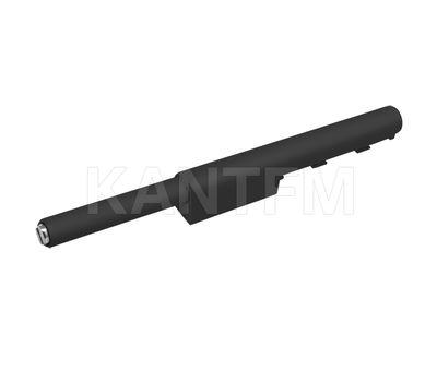 K-PUSH 40 мм накладной с магнитом, черный