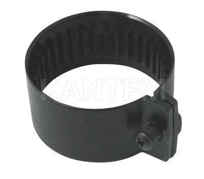 Пластик. кольцо для опоры черн. D50 мм.