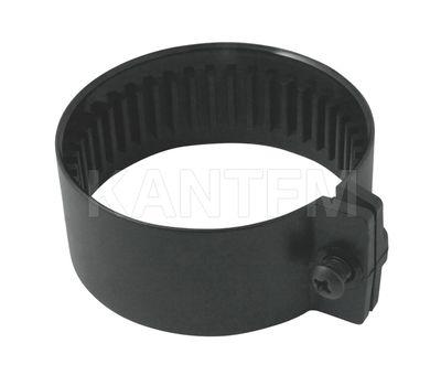 Пластик. кольцо для опоры черн. D60 мм.