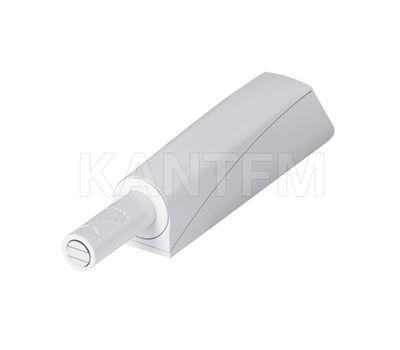 K-PUSH TECH толкатель накладной 14 мм с магнитом, белый