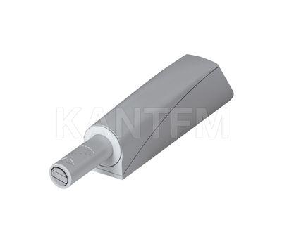 K-PUSH TECH толкатель накладной 37 мм с магнитом, серый