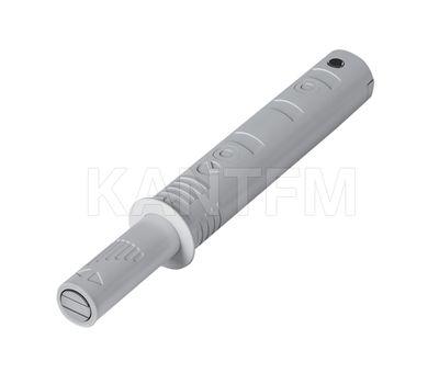K-PUSH TECH 14 мм врезной с магнитом, серый