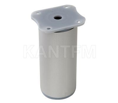 Опора декоративная D40мм, Н150+18мм алюминий
