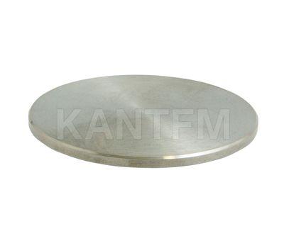 Элемент для клейки стекла на трубу d 25 без винта сталь