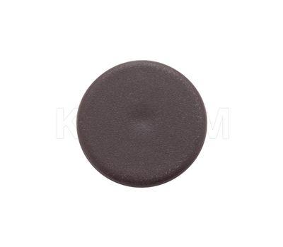 Заглушка для конфирмата S=4, темно-коричневая