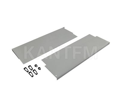 NOVA PRO DELUXE Cистема Duowing, серый металлик, 450 мм
