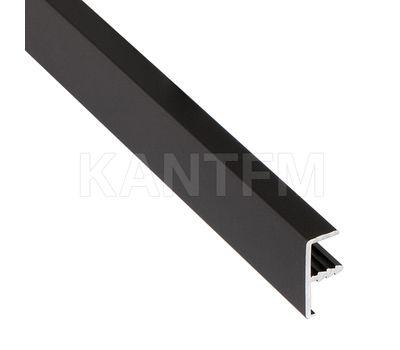 INTEGRO Профиль окантовочный врезной, для плиты 18 мм, 20х9х8, бронза, L-6000