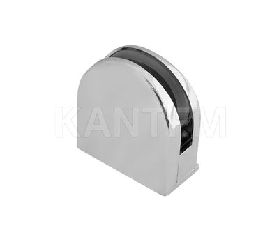 Коннектор ДСП-стекло 8-12 мм, хром