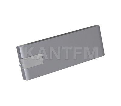 LINK Механизм для открывания фасада вниз U262, серебро