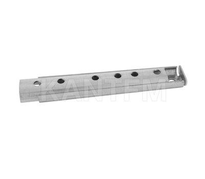 Соединитель диванный клиновой, 130 мм