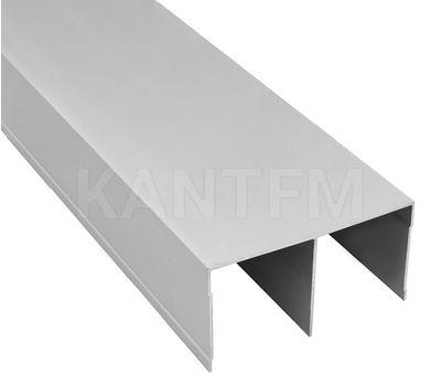 INTEGRO Направляющая верхняя серебро, L-3000