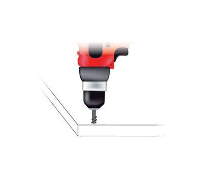 PAD Скрытая стяжка-шкант, неразборная, D8,8 для плит толщиной от 16 мм