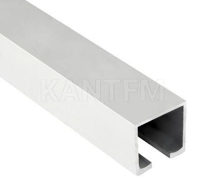 STANDART Направляющая верхняя, серебро, L-3000